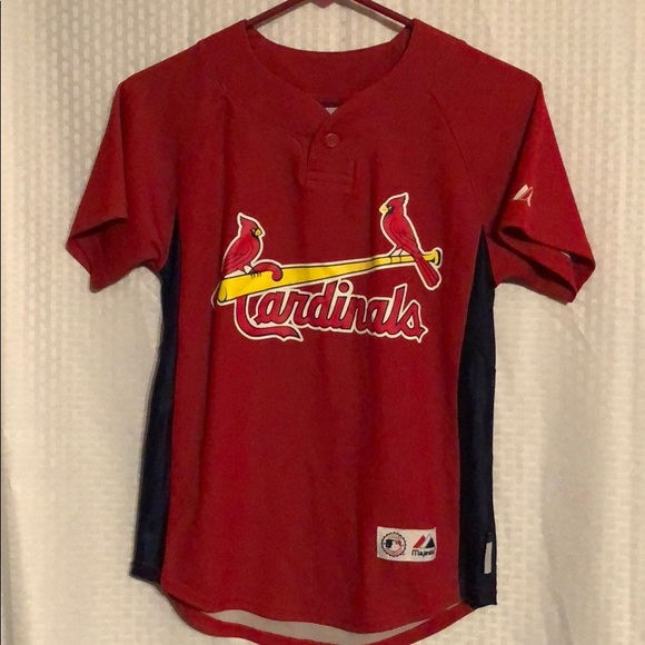 wholesale dealer 9a72b 3e11c Albert Pujols St. Louis Cardinals jersey.